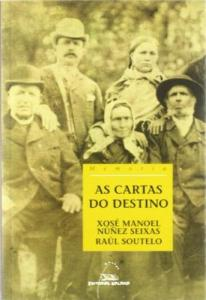 "Portada ""As cartas do destino"""