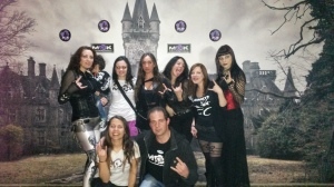Foto tomada el 7 de Marzo en el concierto de MGK